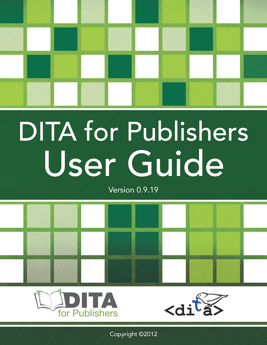 user guide cover page template